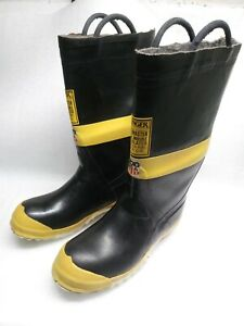 Ranger Firemaster Men's Size 9 Boots Steel mid sole..steel toe..insulated