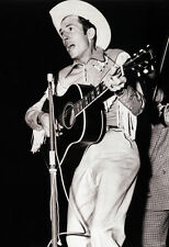 Hank Williams Poster, Country Music, Western, Gospel & Blues
