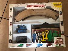 1992 Shining Time Wooden Thomas the Train 22 Piece Starter Set! RARE!!