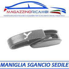 MANIGLIA SGANCIO SEDILE FIAT UNO FIAT PANDA Y10 FIAT CINQUECENTO