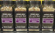 4 PACKS - TRADER JOE'S SPICES OF THE WORLD 21 SEASONING SALUTE