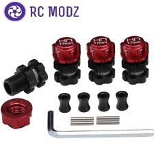 Hot Racing 17mm Aluminum Hex Hubs (10mm Offset) Arrma 1/10 4x4 ATF117XT02
