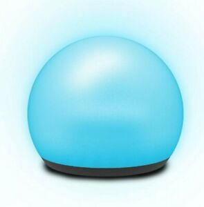 Monster ORB Portable Rechargeable Indoor/Outdoor Smart Multi-Color LED Light NEW