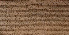 FALLER HO 170611 Placa de Pared Arenisca ROJO 250 X 125mm NUEVO