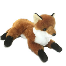 Aurora Red Fox Plush Stuffed Animal Toy Wildlife and Forest Collection Retired