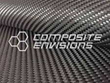 """Carbon Fiber Cloth Fabric 2x2 Twill 50"""" 12k 19.7oz"""