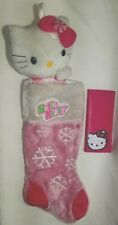 Pink Hello Kitty Christmas Stocking and Pink Hello Kitty Wallet & FREE GIFT