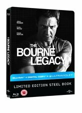 The Bourne Legacy (Steelbook) [Blu-Ray]