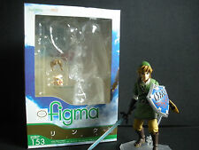 "Good Smile Figma ""Link"" Legend of Zelda Skyward Sword Action Figure 153"