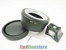 M42 Lens to Sony E NEX 3 NEX 5 NEX 6 NEX 7 5N 5C a7II tripod mount Adapter + CAP