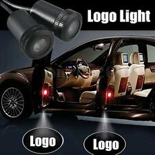 2x LED Car Door Welcome Logo Laser Projector Ghost Shadow Light For Ford Mustang