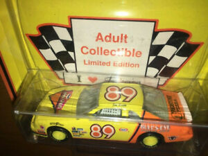NASCAR LOT #47 1:64 SCALE RACING CHAMPIONS #89 HANDI-SNACKS JIM SAUTER!