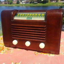 A Fully Restored 1945 Sonora Model RDU-209-229 Radio - See The Video!