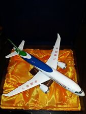 """COMAC C919 Airplane Model Large 15"""" Commercial Jet Aircraft Plane"""