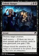Foil - FAME SACRILEGA - UNHOLY HUNGER Magic ORI Origins