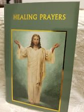 My Healing Prayers Prayer Book Pocket Size and Paperback for Easy Carrying!