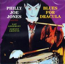 PHILLY JOE JONES SEXTET - BLUES FOR DRACULA (NEW SEALED CD)