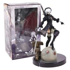 "NIER AUTOMATA/ FIGURA 2B YORHA No. 2 TIPO B 15 CM- BATTLE FIGURE PS4 6"" IN BOX"