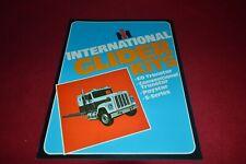 International Harvester Truck Glider Kits Dealer Brochure MFPA2 IH