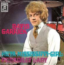 "DAVID GARRICK - Heya Mississippi Girl ★ 7"" Vinyl Single"