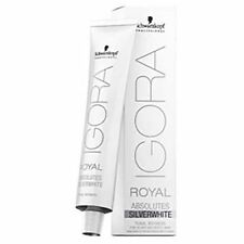 Schwarzkopf Igora Royal Absolutes Silver White Hair Color Creme 60ml Tint