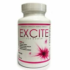 EXCITE Max Sexual Enhancement For Women | Boost Sex Drive | New Enhanced Formula