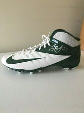Le'Veon Bell Autographed Signed Nike Shoe Cleat Jets Michigan State Steelers