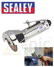 "Sealey 75mm (3"") Air Mini Disc Grinder/Metal Cut Off Tool For Compressor SA25"