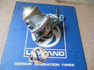 New Older Reproduction (2004) AC Replica Fuel Pump Triumph TR250 TR6 213577