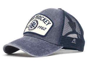 "Sibir Novosibirsk ""Vintage"" KHL trucker Hat Cap"