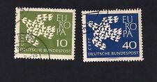 GERMANY 1961 Eurostamps  (A)