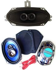 1967-68 Firebird Dash Speaker Exact Fit Replacement For Stereo Radio w// AC