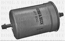 BORG & BECK FUEL FILTER FOR VW BEETLE PETROL ENGINE 1.6 34KW