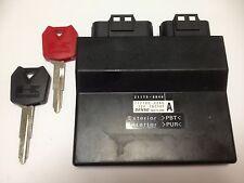 Kawasaki ZX6R 05-06 ECU With 2 Keys, In Good Working Order. ECM Lock Set