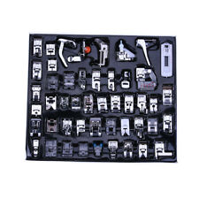 48PCS/Set Domestic Sewing Machine Foot Presser Feet For Brother Singer Janome