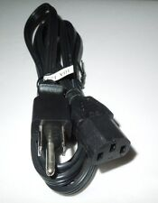 PANASONIC AC POWER CORD FOR TH-42PWD8UK TH-42PWD8UK TH-42PX20 TH-42PX20U AC-3F
