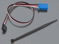 Traxxas TQi 2.4GHz Intelligent Radio Sensor Motor RPM Short 2x4mm Wire TRA6522