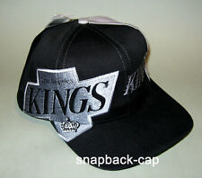Vintage vtg twins Los Angeles Kings Nhl Hockey a snapback CAP 90's nos