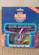 Bodine Brothers racing action platinum series collectables limited edition car