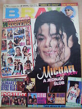 BRAVO 19/1994 MICHAEL JACKSON,4 Non Blondes,Ace Of Base,Marky Mark,Wet Wet Wet