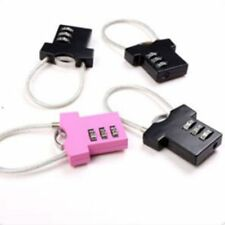 3 Digit Dial Color Random Pad Lock Code Lock Baggage Lock Password Lock