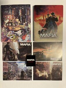 Mafia steelbook Definitive Edition - Collector's pack *VERY RARE*
