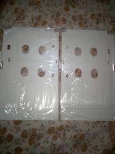 2 trays White PVC ID Card Tray for Epson L800 & L850 Printer (Set of 2nos)