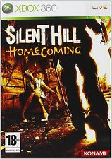 Xbox360 Silent Hill V Homecoming Nuevo Precintado Pal España