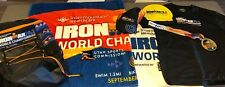 2021 IRONMAN ST. GEORGE 70.3 WORLD CHAMPIONSHIP MEDAL, BACK PACK, HAT, 2x TOWEL