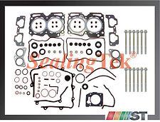 Fit 99-03 Subaru EJ25 SOHC MLS Cylinder Head Gasket Set w/ Bolts Kit 2.5L Engine