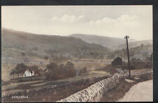 Yorkshire Postcard - View of Swaledale    RS4028