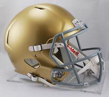NOTRE DAME FIGHTING IRISH NCAA Riddell SPEED Full Size Replica Football Helmet