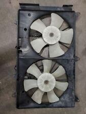 Radiator Fan Motor Fan Assembly Fits 07-09 MAZDA CX-7 323759