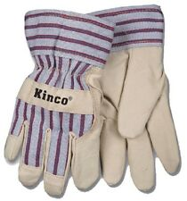 Kinco 1927-C Child S Lined Ultra Suede Palm Gloves, 3-6 Ages